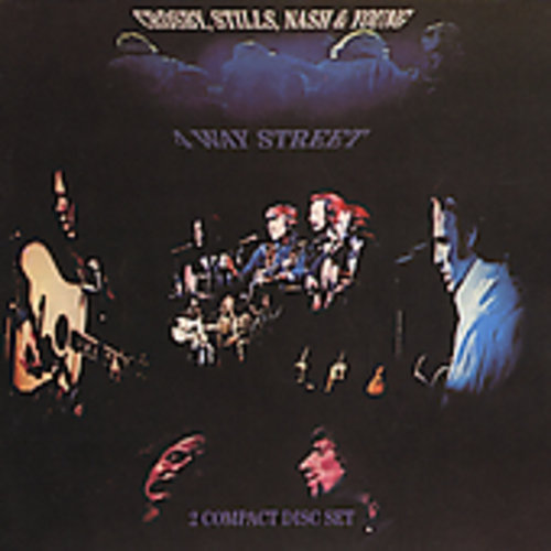 Crosby, Stills & Nash-4 Way Street (Jewel Box)