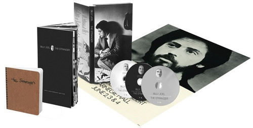 The Stranger: 30th Anniversary [2CD and 1DVD] [Remastered] [Deluxe Boxset]