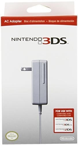 3Ds Ac Adapter - Nintendo 3DS AC Adapter for Nintendo 3DS