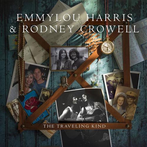 Emmylou Harris & Rodney Crowell - The Traveling Kind [Vinyl]