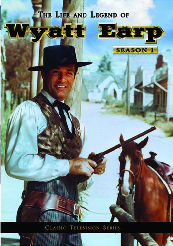 The Life and Legend of Wyatt Earp: The Complete Series