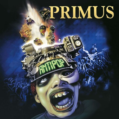Primus - Antipop [2LP]