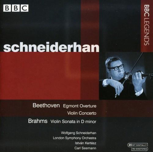 Egmont Overture /  Violin Concerto /  Violin Sonata