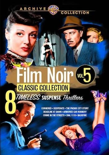 Film Noir Classic Collection: Volume Five