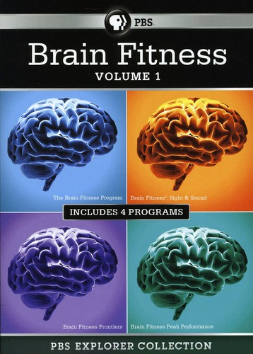 PBS Explorer Collection: Brain Fitness: Volume 1