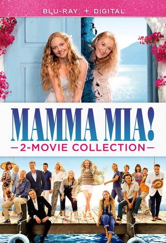 Mamma Mia! The Movie [Movie] - Mamma Mia! 2-Movie Collection