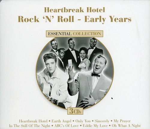 Heartbreak Hotel - Heartbreak Hotel: Rock 'n' Roll Early Years (Various Artists)