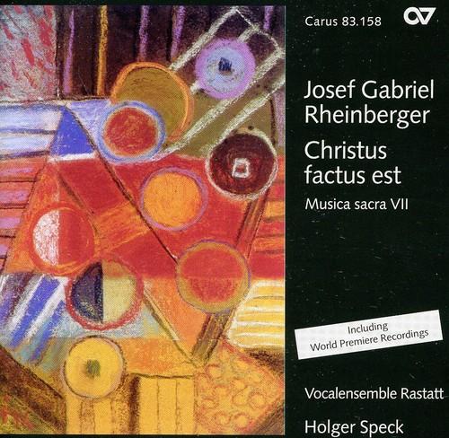 Christus Factus Est /  Musica Sacra Vii