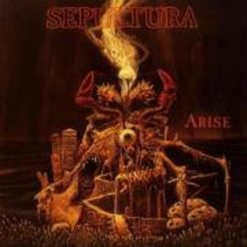 Sepultura-Arise (remastered + Bonus Tracks)