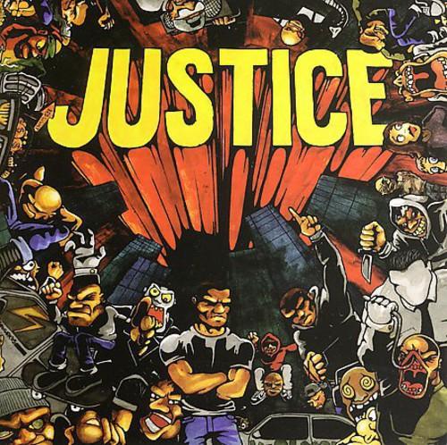Justice (Belgium) - Elephant Skin