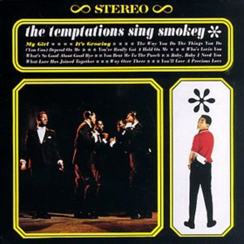 The Temptations - Temptations Sing Smokey