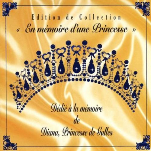 Enmemoire D'une Princesse French Text
