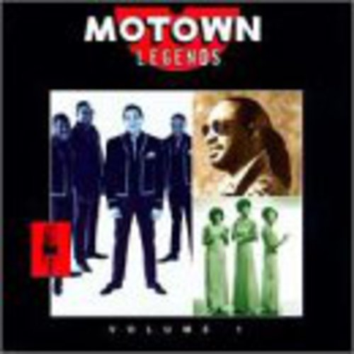 Motown Legends - Vol. 1-Motown Legends