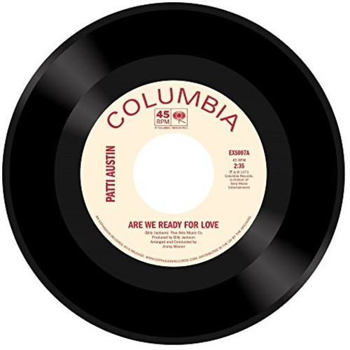 Are We Ready For Love /  Didn't Say A Word [Import]