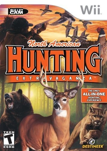 North American Hunting Extravaganza for Nintendo Wii