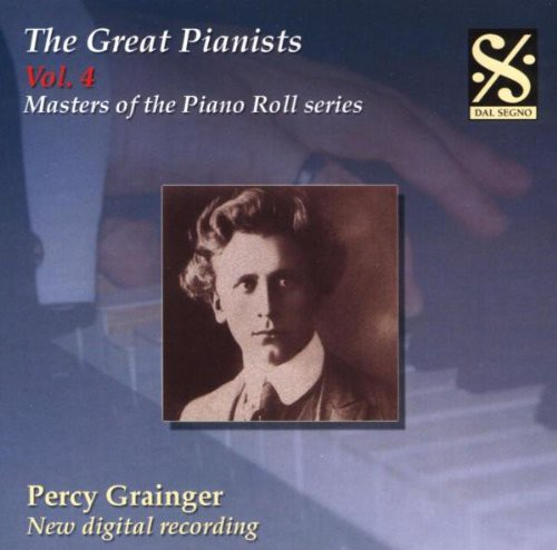 Masters of the Piano Roll: Great Pianists 4