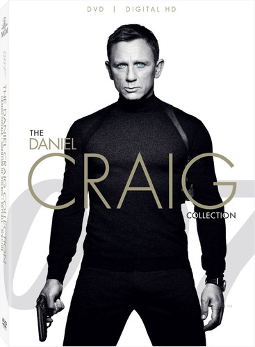 The Daniel Craig Collection