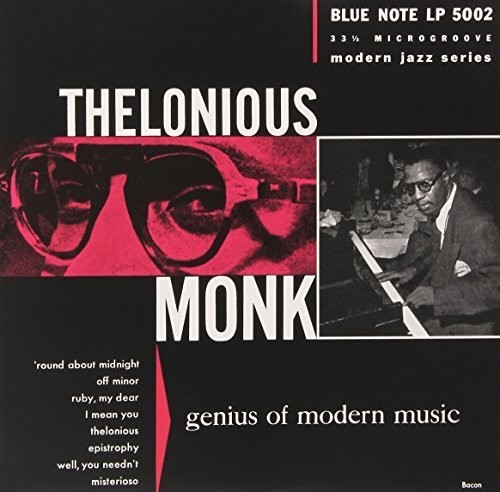 Genius of Modern Music 1