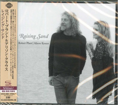 Robert Plant / Krauss,Alison - Raising Sand (SHM-CD)