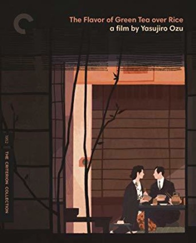- Criterion Coll: Flavor Of Green Tea Over Rice