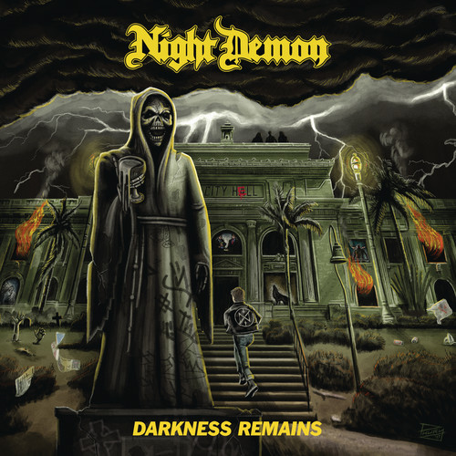 Night Demon - Darkness Remains [Digipak]