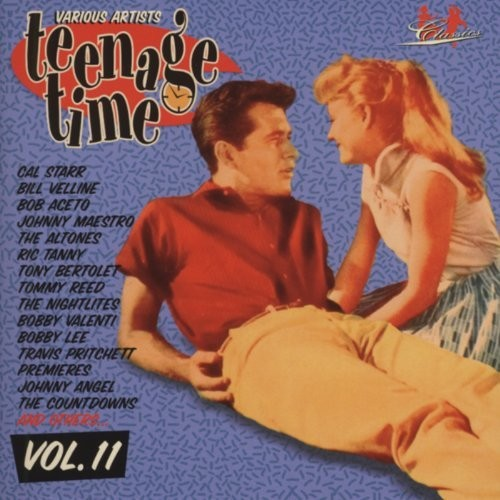 Teenage Time 11 /  Various