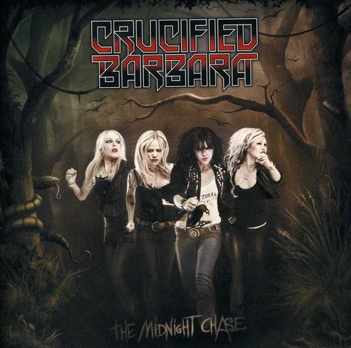 Crucified Barbara - Midnight Chase