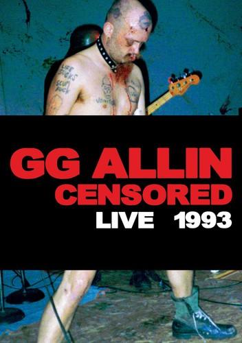 Allin Gg-Censored /  Uncensore