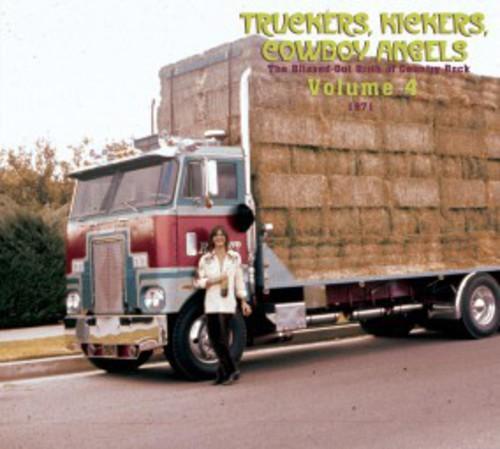 Truckers Kickers Cowboy 4 1971