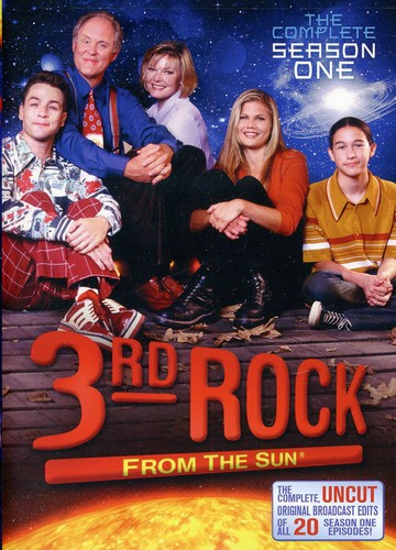 3rd Rock from the Sun: Complete Season 1