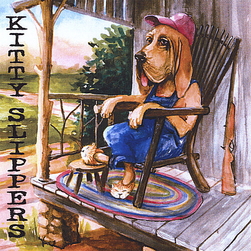 Kitty Slippers-EP