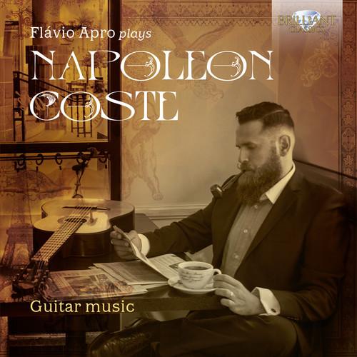 Flavio Apro plays Napoleon Coste