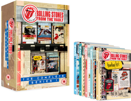 From the Vault: Complete Series 1 Box Set [Import]