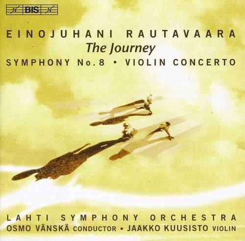Violin Concerto /  Symphony 8: The Journey
