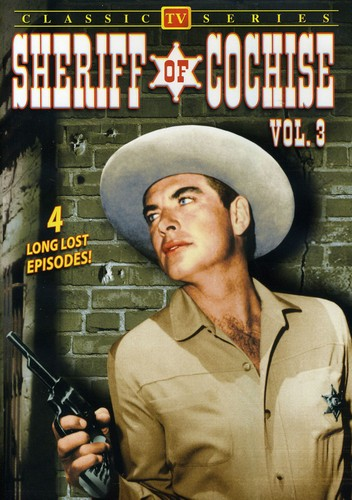 Sheriff of Cochise: Volume 3