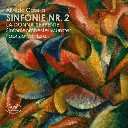 Symphony 2 /  la Donna Serpente Fragments
