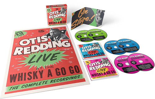 Otis Redding - Live At The Whisky A Go Go: The Complete Recordings [6 CD Box Set]