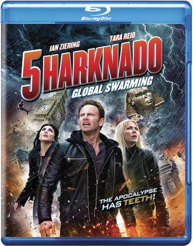 Sharknado [Movie] - Sharknado 5: Global Swarming