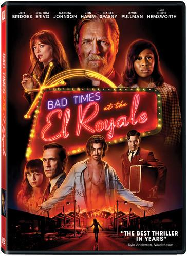 Bad Times At The El Royale [Movie] - Bad Times At The El Royale