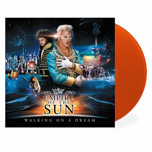 Empire Of The Sun - Walking On A Dream: 10th Anniversary Edition [Limited Edition Transparent Blood Orange LP]