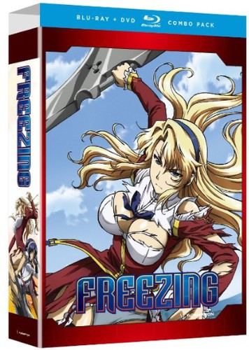 Freezing Vibration: The Complete Series