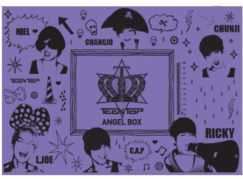 Teentop Angel Box [Import]
