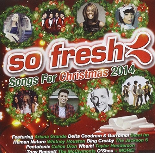 So Fresh: Songs for Christmas 2014 /  Various [Import]