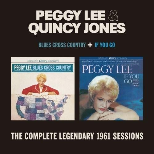 Peggy Lee - Blues Cross / If You Go (Bonus Tracks) (Spa)
