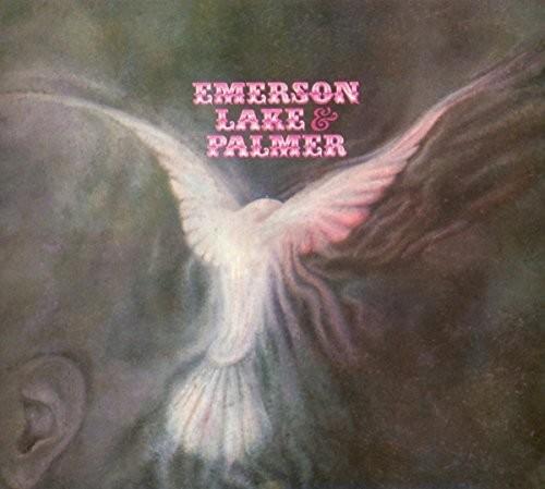 Emerson, Lake & Palmer - Emerson Lake & Palmer (Uk)