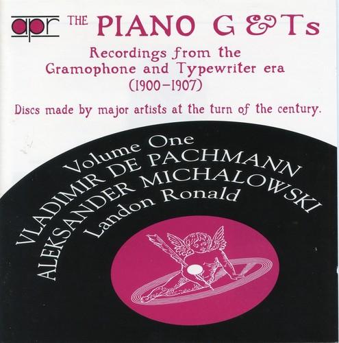 Piano G & TS 1 /  Various