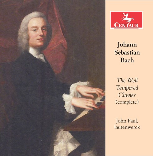 Bach: The Well Tempered Clavier