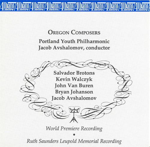 Oregon Composers