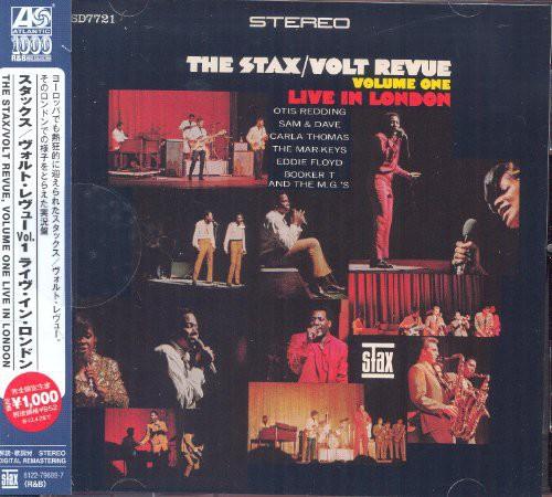 Stax/Volt Revue - Stax/Volt Revue 1 (Uk)