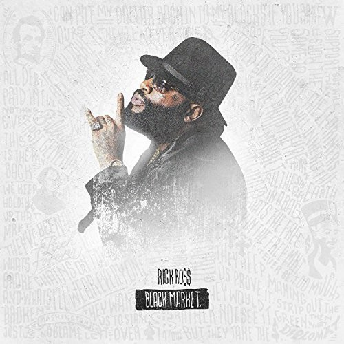 Rick Ross - Black Market [Deluxe Clean]